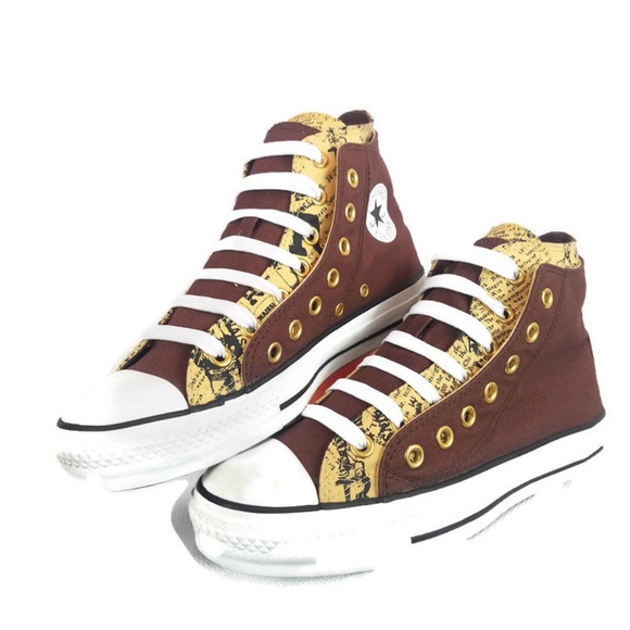 Converse CT Black Five Sneakers